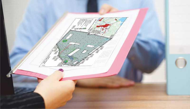 Градостроительный план земельного участка в пвд